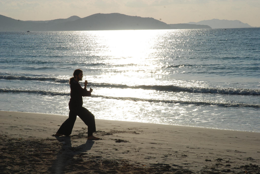 CDC considers Tai Chi for Arthritis