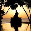 Thailand Sunset  Meditation