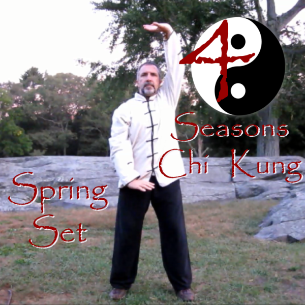 4 Seasons Chi Kung - Spring Set