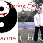4 Seasons Chi Kung Online - Spring Set