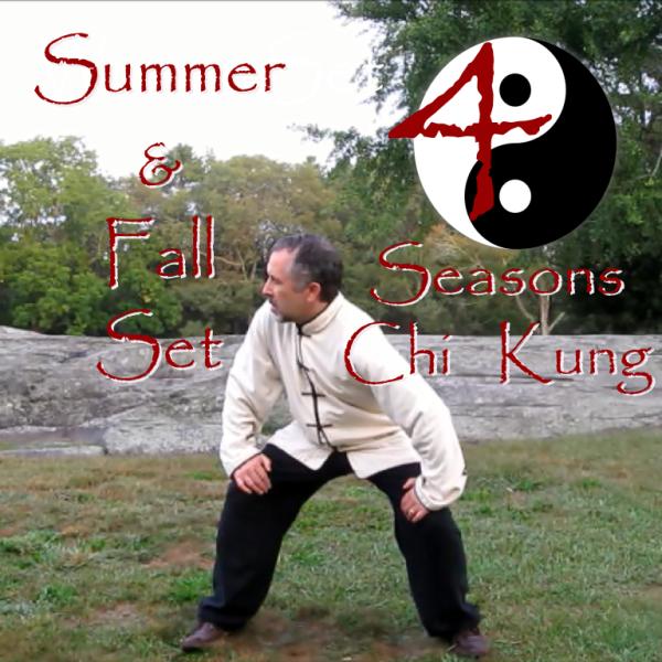 4 Seasons Chi Kung - Summer Fall Set