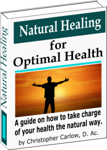 Natural Healing for Optimal Health - CCARLOW