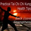 back strengthening tip