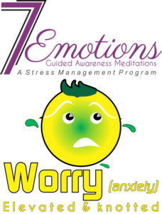 Worry - 7 Emotions