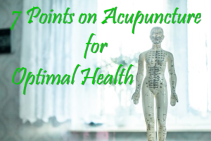 acupuncture for optimal health