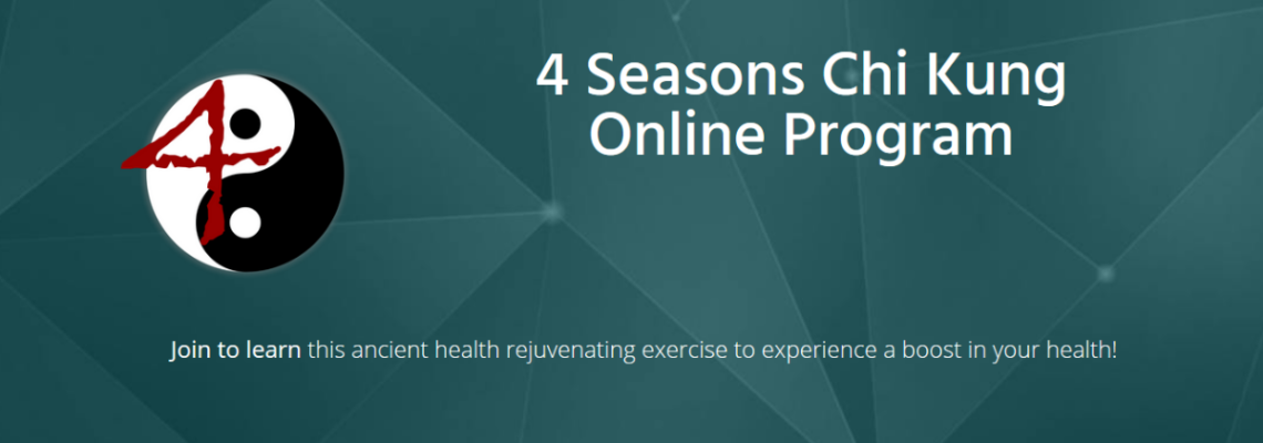 Video on Program Overview – 4 Seasons Chi Kung Online