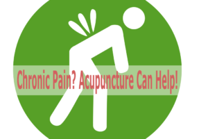 Chronic Pain? Acupuncture Can Make A Difference.
