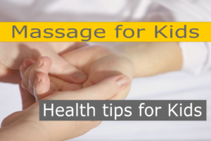 massage for kids