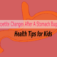 Health Tips for Kids – Appetite Changes after a Stomach bug