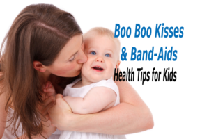 boo boo kisses and band-aids