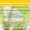acupuncture instead of opioids