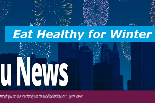 Eat Health for Winter - AcuNews
